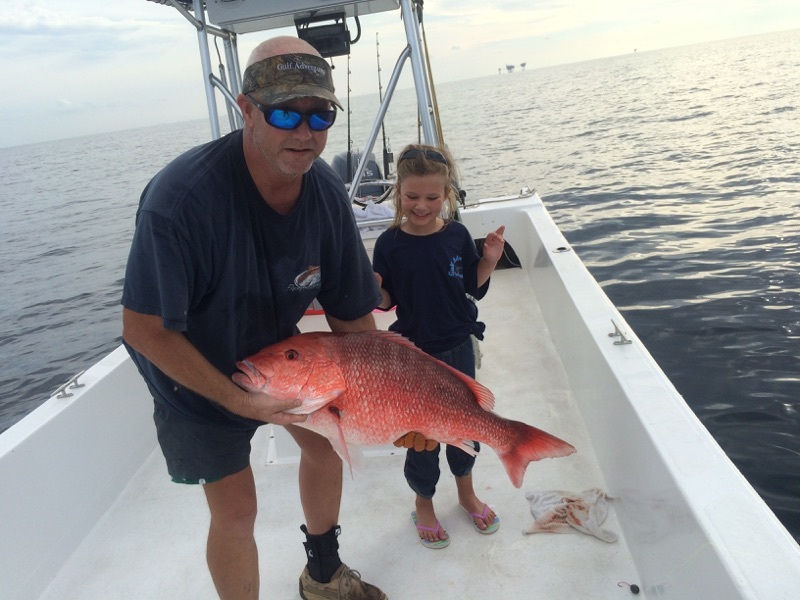 Gulf adventures fishing gulf shores fort morgan mobile bay for Fort morgan fishing charters